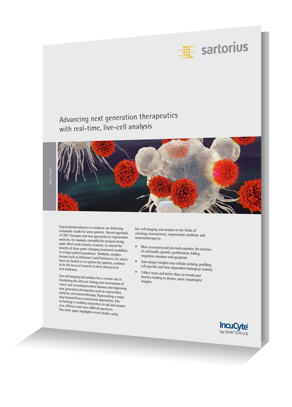 White Paper Advancing Next Generation Therapeutics