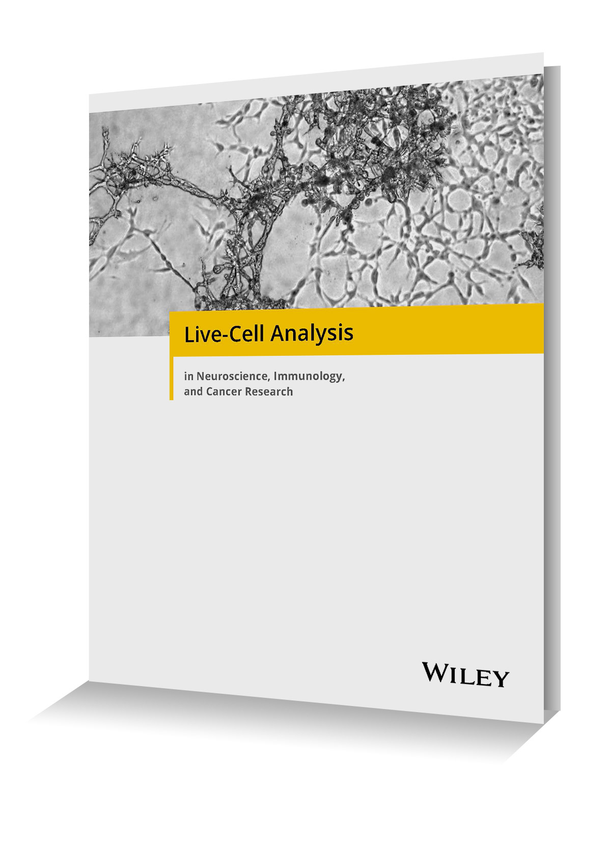eBook: Real-time Live-Cell Analysis: Applications in Neuroscience, Immunology, and Tumour Research