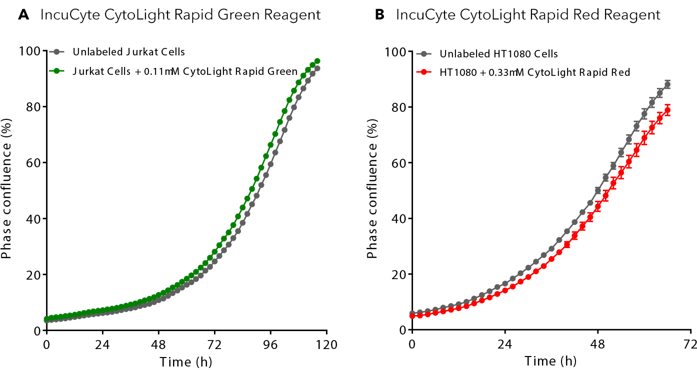 Incucyte CytoLight Rapid Green Red Reagent