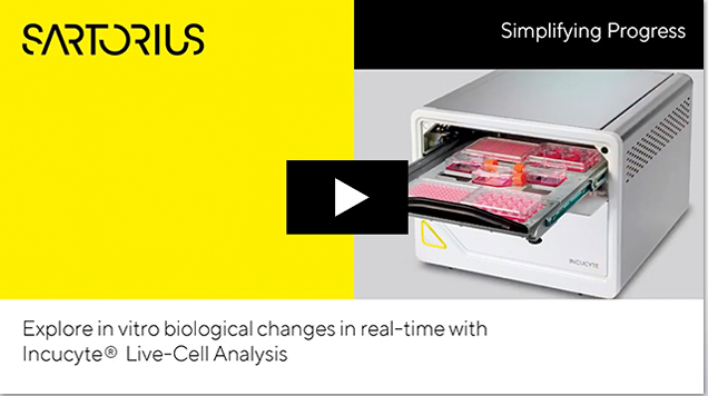 Incucyte® S3 Live-Cell Analysis System