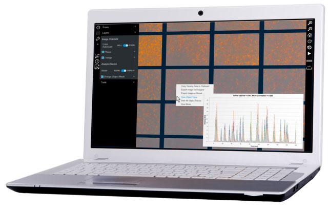 IncuCyte® S3 Neuronal Activity Analysis Software Module