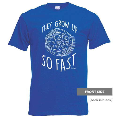 They Grow Up So Fast T-shirt Giveaway